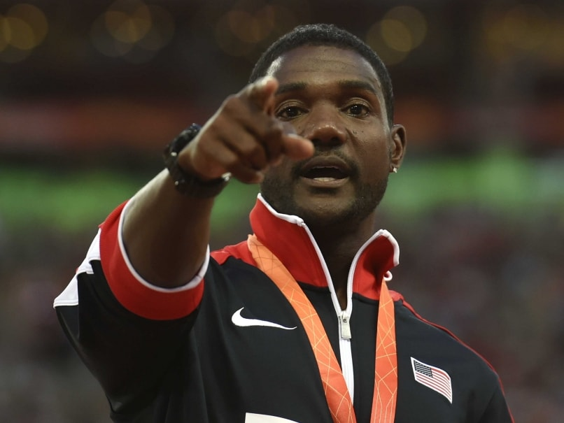 Justin Gatlin Vows to Beat Usain Bolt at Rio Olympics