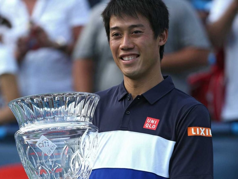 Kei Nishikori Downs John Isner to Win Washington Open