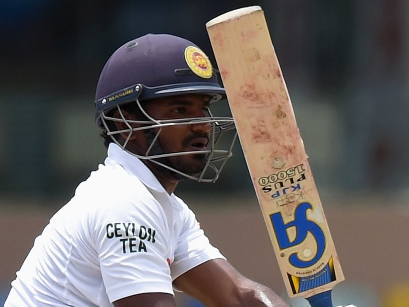 Kusal Perera Fifty third Test