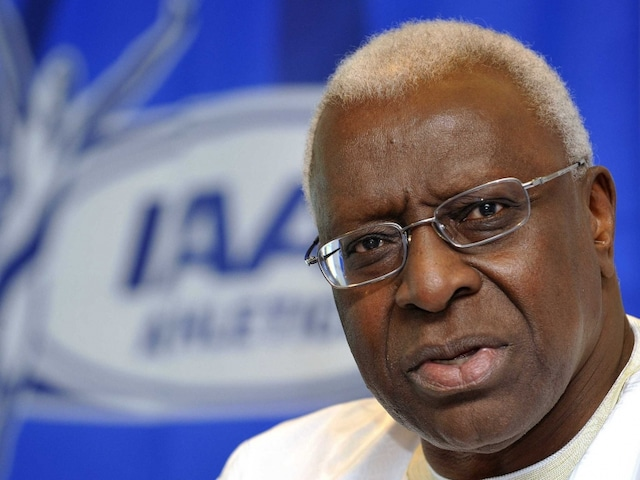 Sport is Dead When we Dont Believe, Warns Outgoing IAAF President Lamine Diack