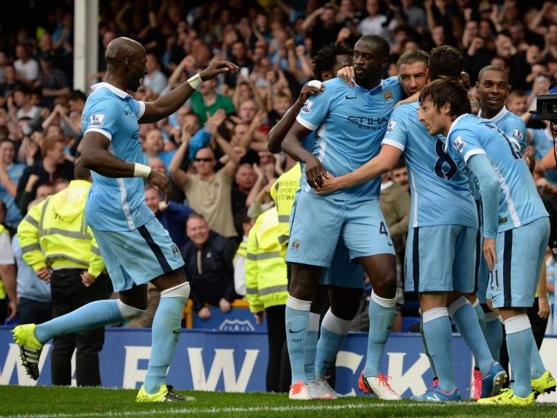 Manchester City EPL 2015
