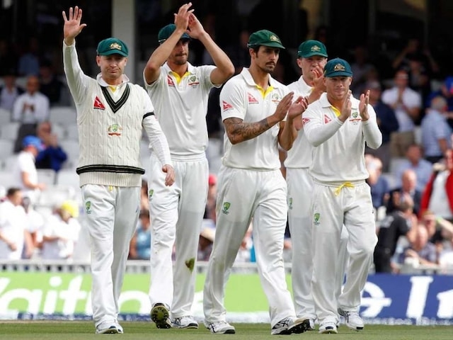 The Ashes: Michael Clarke Gets The Win, Not The Urn