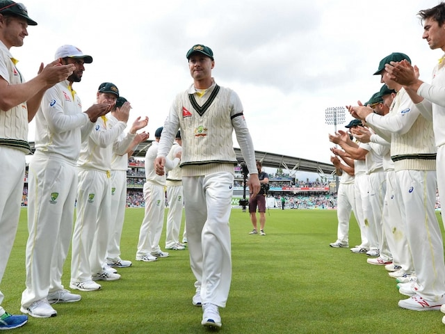 The Ashes: Emotional Australia Crush England in Michael Clarkes Farewell Test
