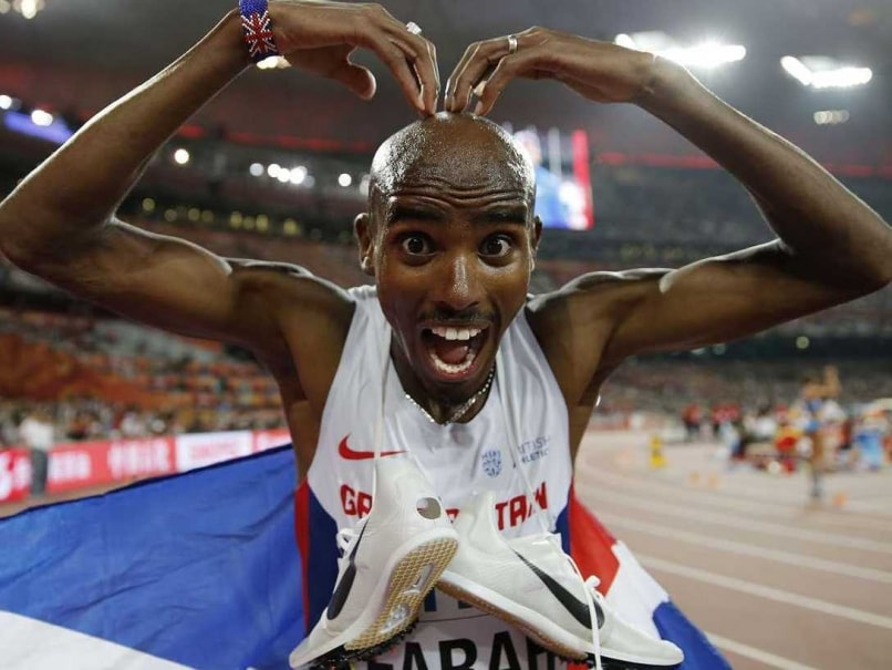 Mo Farah Defends World Double With 5000m Gold