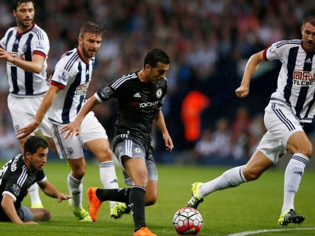 Pedro Rodriguez Helps Chelsea to Thrilling Win, Manchester City Reclaim Top Spot