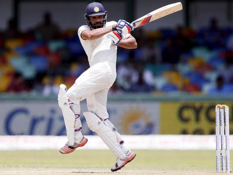 Rohit Sharma Fifty third Test