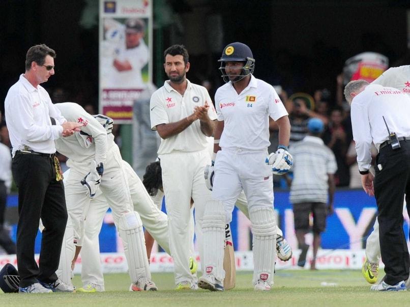 Sangakkara Final Innings India