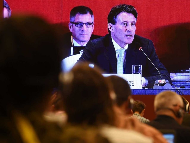 Sebastian Coe Looks to Curb doping After winning IAAF Presidency
