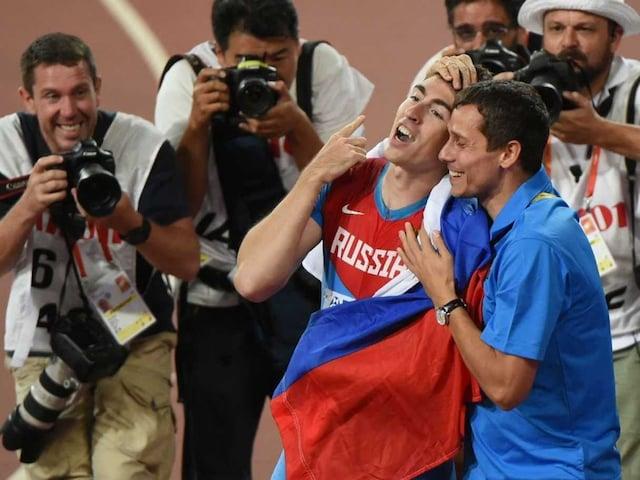 World Athletics: Sergey Shubenkov Dashes Aries Merritts Dreams Before Kidney Operation