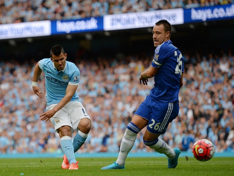 Sergio Aguero Shines as Manchester City F.C. Sink Chelsea F.C. to Take Title Initiative