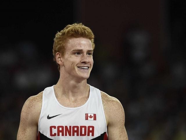 World Athletics: Shawnacy Barber Wins Gold in Mens Pole Vault