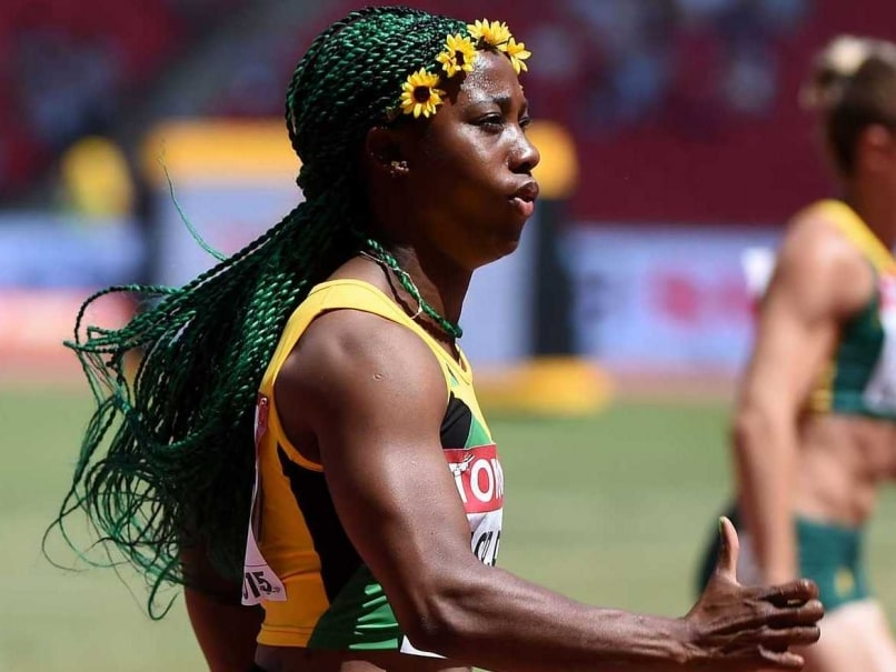 Shelly-Ann Fraser-Pryce Targets World Treble