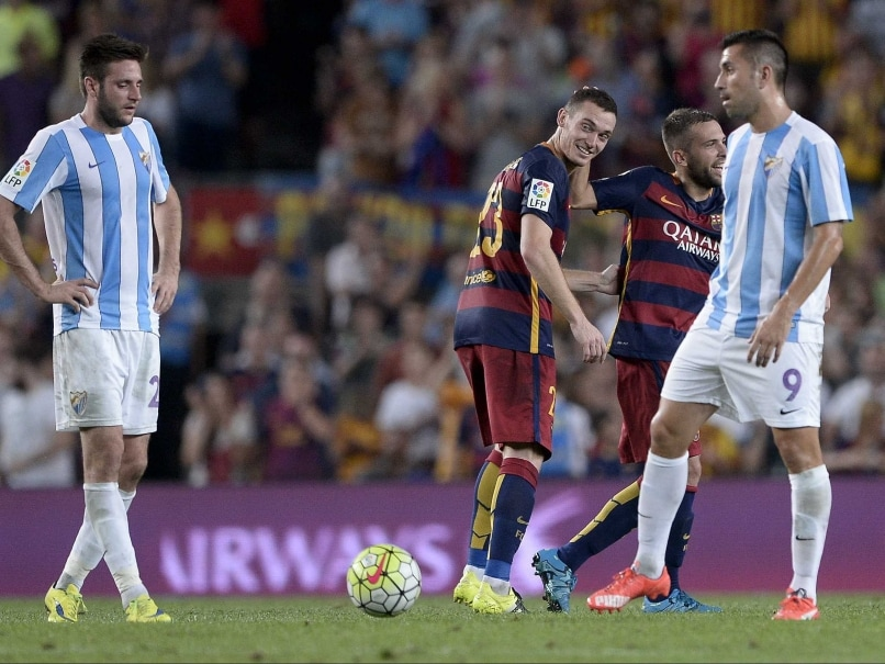 Thomas Vermaelen Helps FC Barcelona Overcome Stubborn Malaga