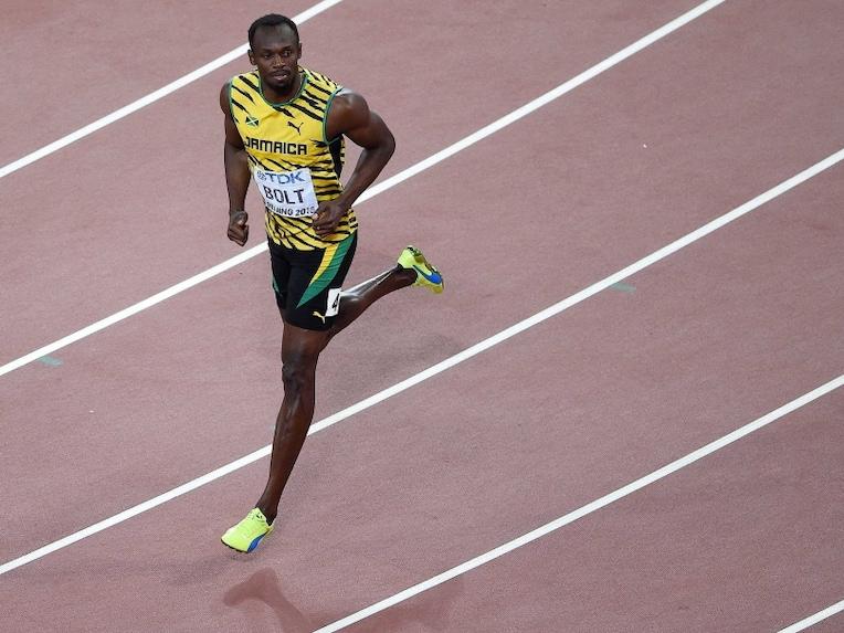 Usain Bolt 200 metres