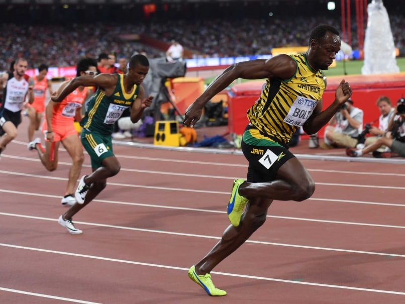 Usain Bolt, Justin Gatlin Qualify for 200m Final in World Athletics