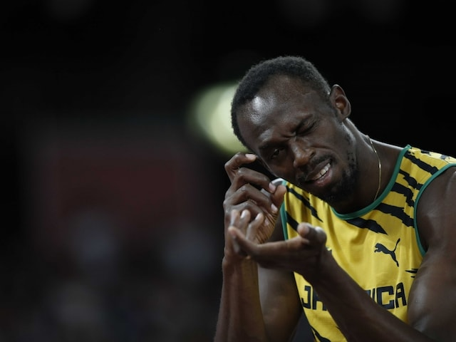 Usain Bolt Aims to Topple Justin Gatlin for Sprint Double at World Athletics
