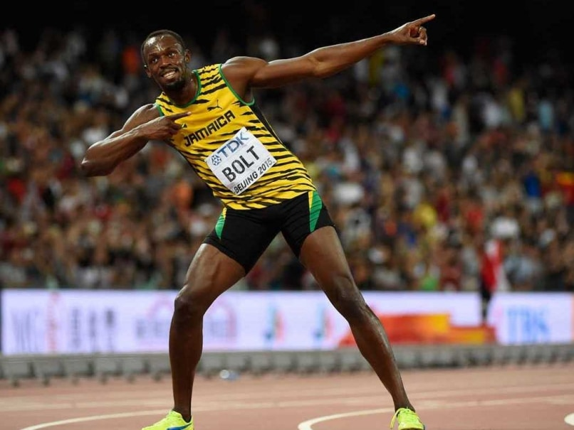 Usain Bolt Beijing win