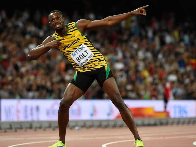Usain Bolt to Skip Season-Ending Brussels Meet