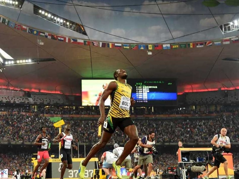 Usain Bolt Calls Himself a Champion, Says Happy to Prove Critics Wrong