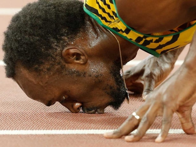 When it Comes to the 200 Metres, I am a Different Person: Usain Bolt