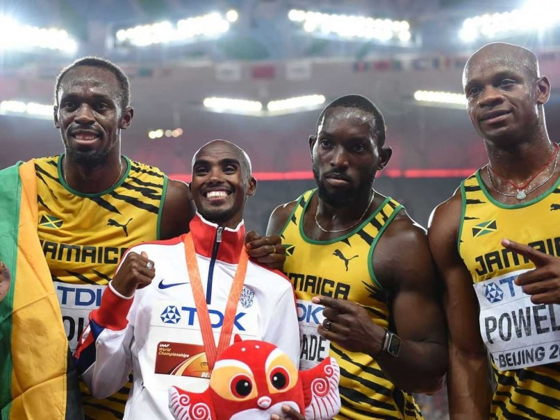 Usain Bolt Strikes Again as Mo Farah, Ashton Eaton Shine at World Athletics