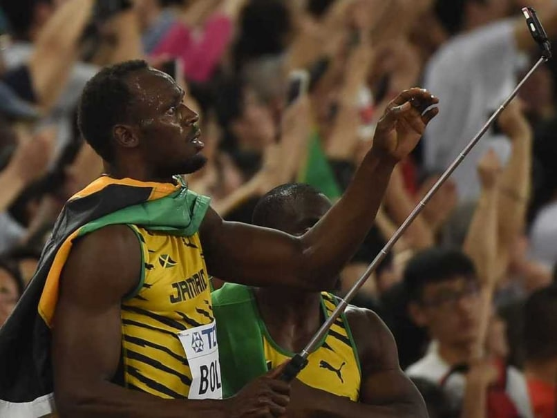 Usain Bolt Will Leave