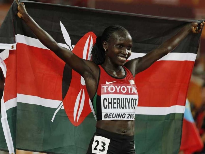 World Athletics: Vivian Cheruiyot Wins Women