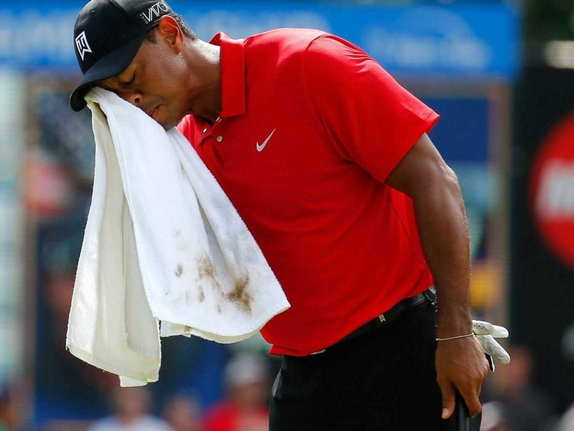 Tiger Woods Finishes Tenth, David Love Wins at Wyndham