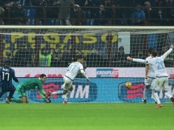 Serie A: Inter Milan Slip Up Against Lazio, Fiorentina Close Gap