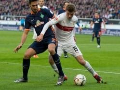 Bundesliga: Bremen Hold Stuttgart, Darmstadt Beat Frankfurt