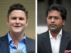 Lalit Modi Drops Civil Law Suit Against Chris Cairns