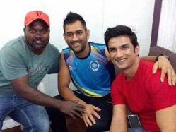 Mahendra Singh Dhoni A Great Actor, Says Sushant Singh Rajput