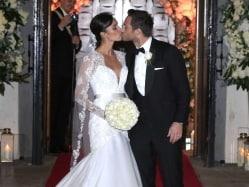 Ex-Chelsea F.C. Star Frank Lampard Marries Long-Time Girlfriend Christine Bleakley