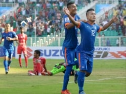 SAFF Cup: Jeje Lalpekhlua's Brace Powers India Into Final, Afghanistan Thrash Sri Lanka