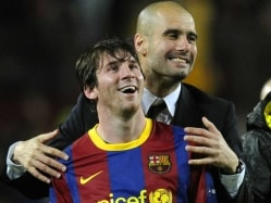 Manchester City to Pursue Pep Guardiola, Lionel Messi in 2016