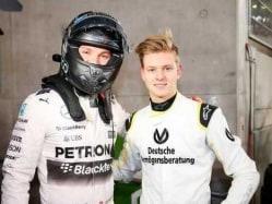 Nico Rosberg Worries About Hype Over Schumacher Junior