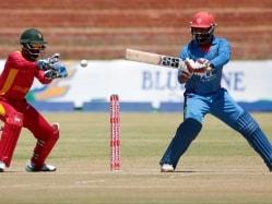Amir Hamza Helps Afghanistan Stun Zimbabwe