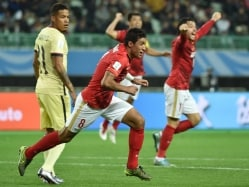 Paulinho Earns Guangzhou Evergrande Dream Barcelona Tie