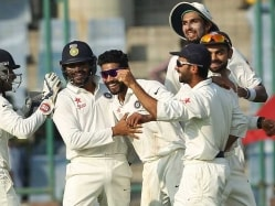 India vs South Africa, Day 2, Kotla Test Highlights: Ravindra Jadeja Rattles Proteas, Hosts in Command
