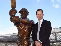 Ricky Ponting Unveils Own Statue, Wants Hobart to Host Test vs India