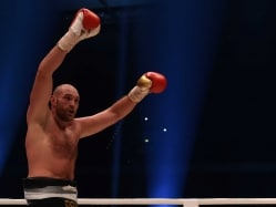 Tyson Fury Refused to Drink Water in Championship Bout Against Wladimir Klitschko