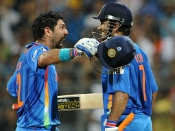 Yuvraj Singh Will Get Better With Time, Feels Mahendra Singh Dhoni