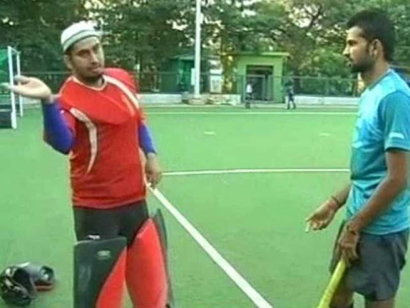 Abdul Samad, Hockey's 'Iqbal' Pursues His Dream