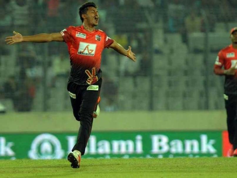 Paceman Abu Hider Rony Earns Call-up to Bangladesh Preliminary Squad