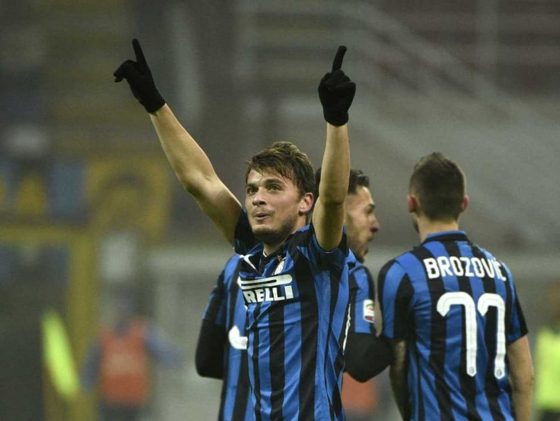 Serie A: Adem Ljajic Fires Inter Milan Two Points Clear of Napoli