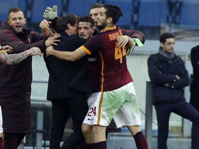 AS Roma End Winless Streak With 2-0 Victory Over Genoa in Serie A