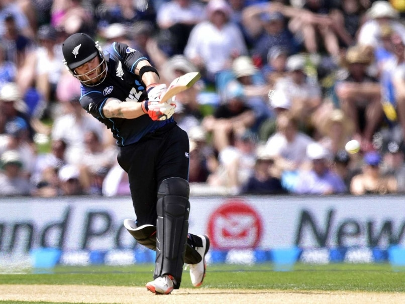Brendon McCullum to Miss Final ODI Against Sri Lanka