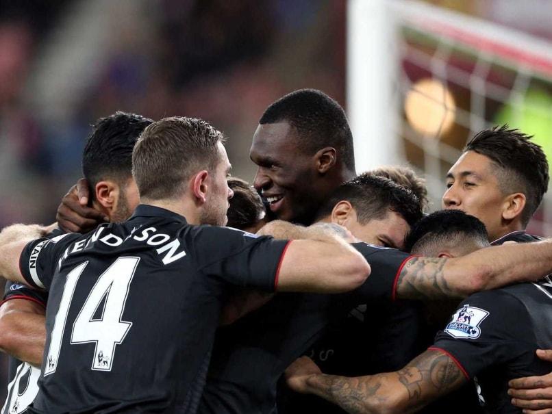 EPL: Christian Benteke Scores Again as Liverpool Beat Sunderland 1-0