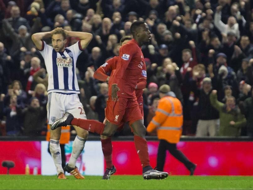 Last-Gasp Divock Origi Rescues Ragged Liverpool F.C.