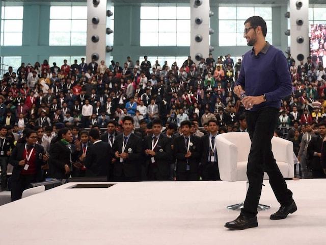 Sachin Tendulkar, Sunil Gavaskar are Google CEO Sundar Pichais Dream Cricketers